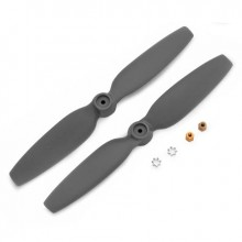200 QX Grey Propellers (2)