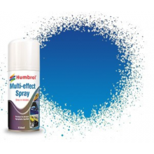 Humbrol Acrylic Spray - Multi-Effect Blue (213)