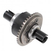 Assembled Differential Unit (Steel Gears) (Box C2)