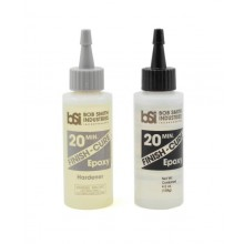 BSI Finish-Cure™ 20 Min Epoxy (4 1/2oz)