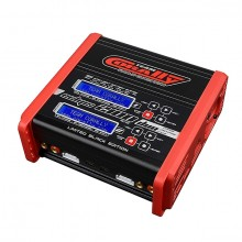 CORALLY CHARGER ECLIPS 2100 DUO LIMITED BLACK EDITION AC/DC