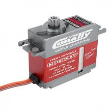 CORALLY CS3007 HV HIGH SPEED MINI SERVO CORELESS TIT GEARS