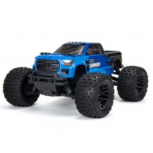 Arrma Granite 4X4 MEGA 550 SLT3 Monster Truck Ready to Run - Blue