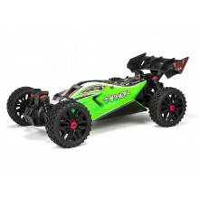 Arrma Typhon 4X4 MEGA 550 SLT3 Speed Buggy Ready to Run - Green