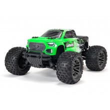 Armma Granite 4X4 3S BLX Firma SLT3 Monster Truck Ready to Run - Green