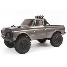 Axial SCX24 1967 Chevrolet C10 1/24 4WD-RTR-Silver