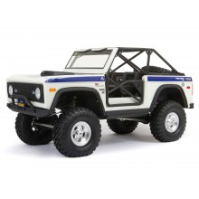 Axial SCX10 III Early Ford Bronco 4WD Scale Crawler RTR-White