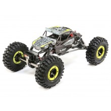 Temper Gen 2 1:18 4wd  Brushed: Yellow RTR Int