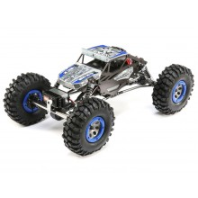 Temper Gen 2 1:18 4wd  Brushed: Blue RTR Int