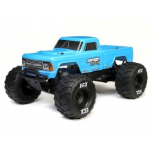 1/10 AMP CRUSH MT 2WD: Blue RTR INTL