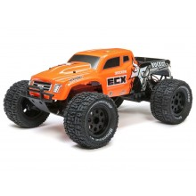 1:10 2wd Ruckus MT : RTR White/Orange