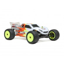 Losi 1:18 2 Wheel Drive Mini-T 2.0 Ready To Run - Grey/White