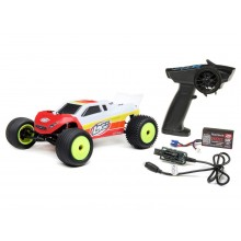Losi Mini-T 2.0 2WD Stadium Truck Brushless RTR - Red