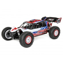 Tenacity DB Pro Lucas Oil Smart: 1/10 4WD RTR