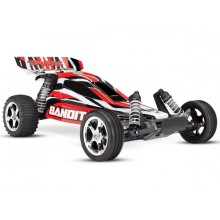 Bandit XL-5 (TQ/8.4V/DC Chg) - Red