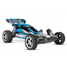 Bandit XL-5 2WD (TQ/No Batt or Chg) - Blue