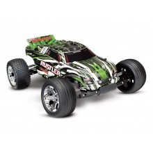 Rustler XL-5 2WD (TQ/No Batt or Chg) - GRN
