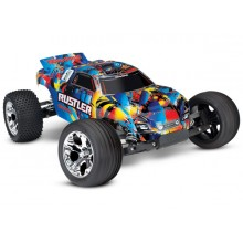 Rustler XL-5 2WD (TQ/No Batt or Chg) - Rock N Roll