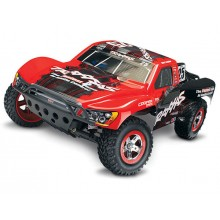 Slash XL-5 1/10 2WD (TQ/8.4V/DC Chg) - Mark Jenkins (Red/Bla