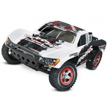 Slash VXL Brushless 2WD OBA TSM (TQi/No Bat or Chg) - White