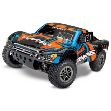 Ex Display - Slash 4X4 Ultimate VXL 4WD Traxxas Link TSM (TQi /No Bat or Charger) - With Upgrades!