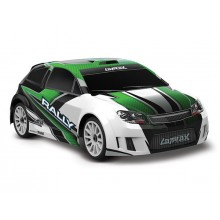 LaTrax Rally 1/18 4WD (2.4GHz/6.0V/DC Chg) - Green