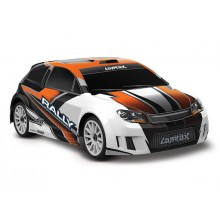 LaTrax Rally 1/18 4WD (2.4GHz/6.0V/DC Chg) - Orange