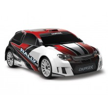 LaTrax Rally 1/18 4WD (2.4GHz/6.0V/DC Chg) - Red