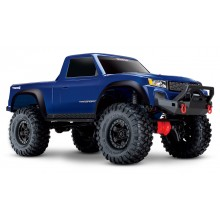 TRX-4 Sport: 4WD Electric Truck (No Battery or Charger included) - Blue