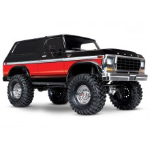 Ford Bronco Ranger TRX-4 SWB (TQi/No Batt or Chg) - Red