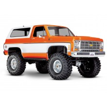 Traxxas TRX-4 Crawler 1979 Chevrolet Blazer (TQi/No Battery or Charger) FOR PRE ORDER ONLY