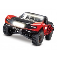 Traxxas Unlimited Desert Racer 4WD TSM with Lights (TQi/No Battert or Charger) RIGID