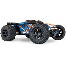 E-Revo II VXL 4WD TSM (TQi/No Batt or Chg) - Orange