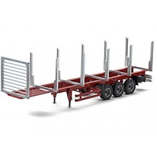 STANCHION 3 AXLE TRAILER II