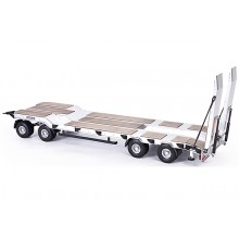 Goldhofer TU4 Flatbed Trailer