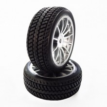 CARISMA GT10RS MERCEDES-AMG DT M 2014 WHEEL ASSEMBELED (PAIR)