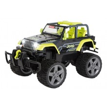 CARRERA RC 1:16 Jeep Wrangler Rubicon with Winch 2.4GHz Ready to Run Car