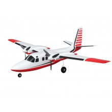 E-FLITE UMX Aero Commander 715mm AS3X BNF Basic