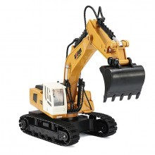 HUINA 2.4G 9CH RC EXCAVATOR 1:18