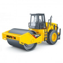 HUINA 1/40 DIECAST ROAD ROLLER STATIC MODEL
