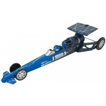 Estes Dragster Rocket Car Blue