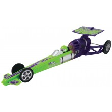 Estes Dragster Rocket Car Green