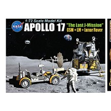1/72 APOLLO 17THE LAST MISSION