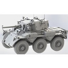 Plastic Kit Dragon 1/35 BRITISH ARMORED CAR SALADIN