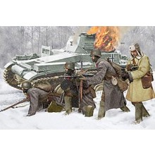 SOVIET INFANTRY WINTER 1941