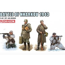 1/35 BATTLE OF KHARKOV 1943