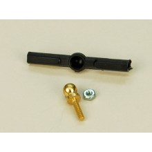 Double Ended Mini Ball Link Ref: SL873-R (DN87)