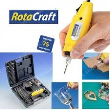 Roto Craft Compact Rotary Tool set
