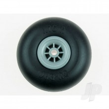 Dubro Smooth Low Bounce Wheels 3.0in (DB300R)