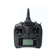 DX9 Black Transmitter Only MD2 EU
